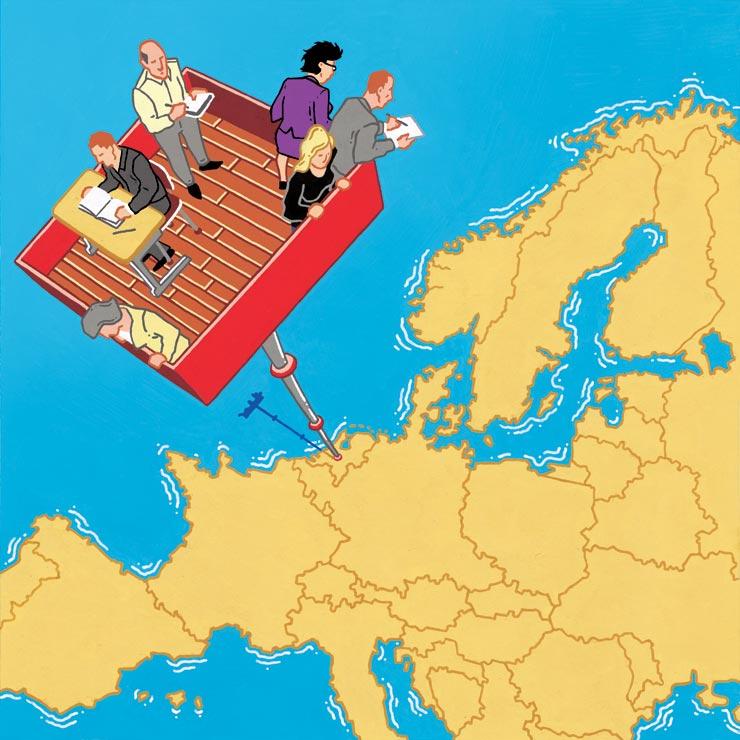 """""""Leerschool Europa"""""""
