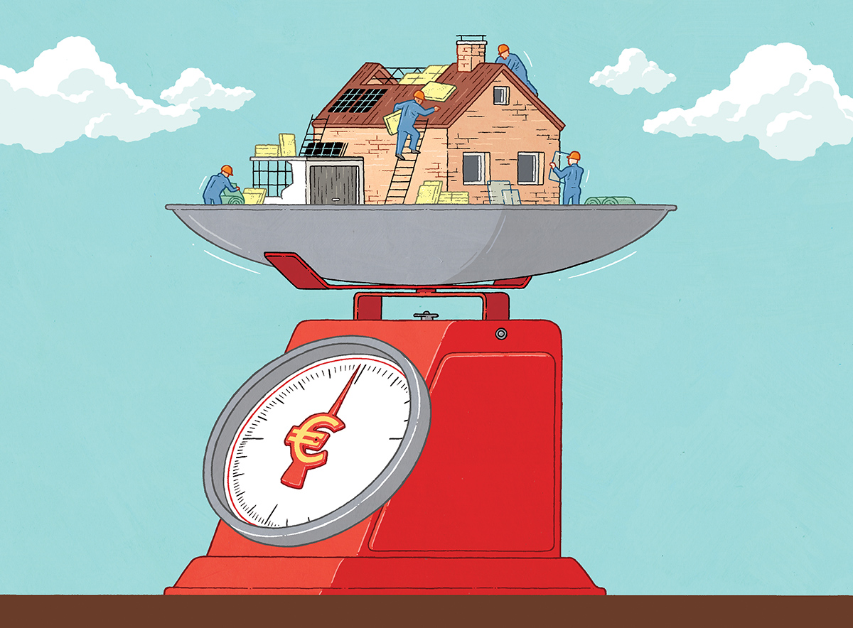 The costs of making your house more energy efficient