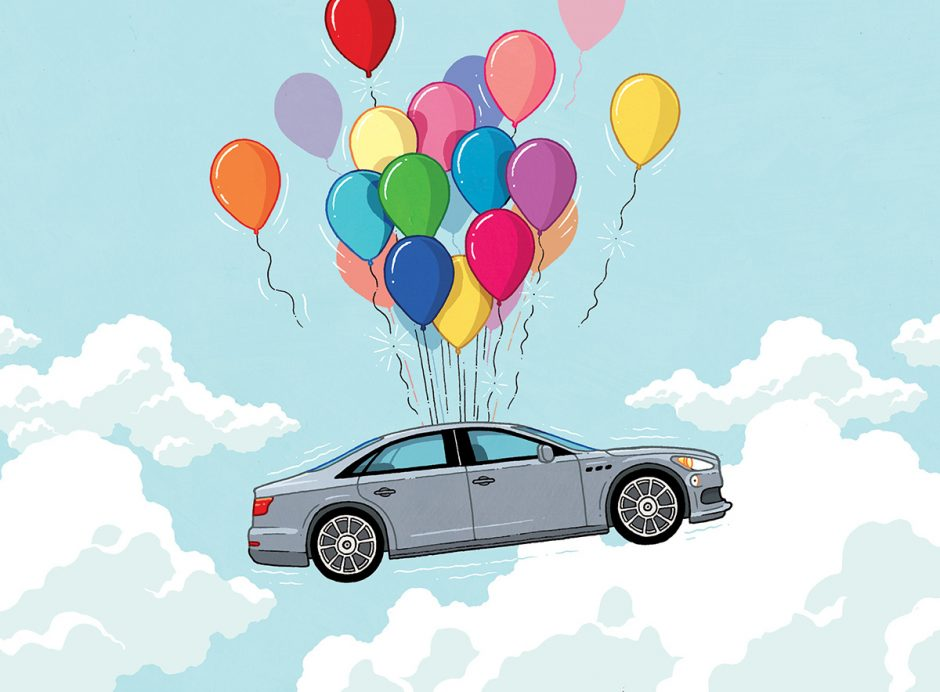 Balloon loans for cars