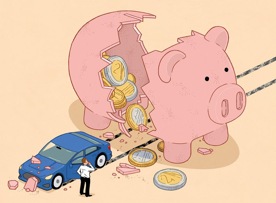 The hidden costs of purchasing and owning a car